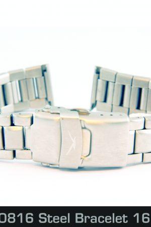 440816 Steel Bracelet 16mm