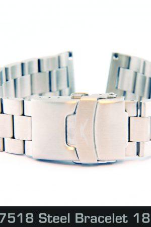4475 Steel Bracelet 18mm