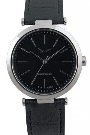 805011201 Mayfair Black leather