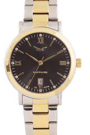 809512401 Carnaby Stone Bic Black bracelet